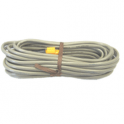Ethernetkabel gelb 5 Pin 7,7 m (25 ft)