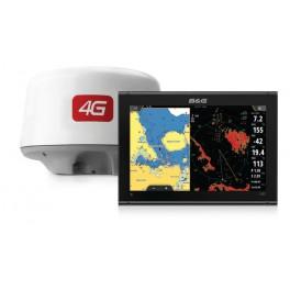 B&G Vulcan 12 mit 4G Radar