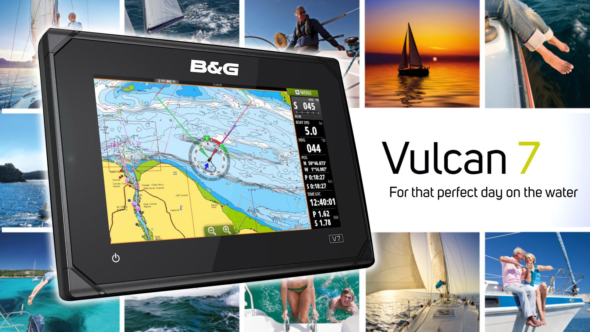 B&G Vulcan 7 FS
